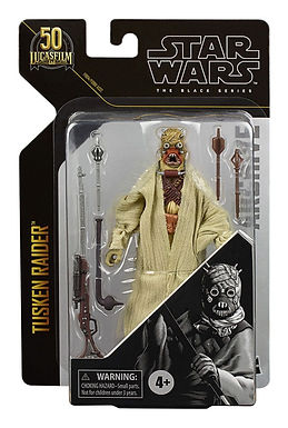 Black Series Archive Collection Tusken Raider