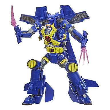 Transformers x Marvel X-Men Animated Action Figure Ultimate X-Spanse