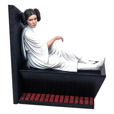 Star Wars Episode IV Milestones Statue 1/6 Princess Leia Organa 25 cm