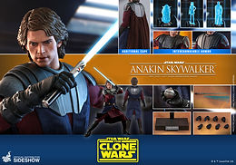 1:6 Anakin Skywalker The Clone Wars - Television Masterpiece Series