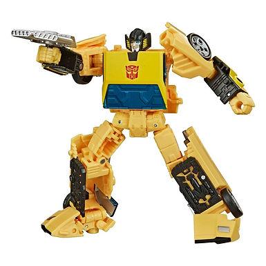 Transformers Generations War for Cybertron: Earthrise Deluxe 2020 Sunstreaker