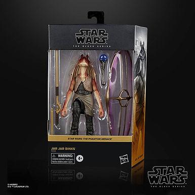 Star Wars Episode I Black Series Deluxe Action Figure 2021 Jar Jar Binks