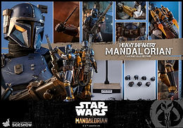 1:6 Heavy Infantry Mandalorian