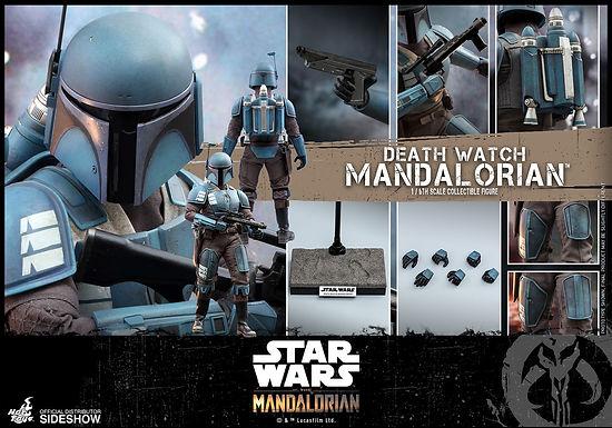 Hot Toys 1:6 Death Watch Mandalorian