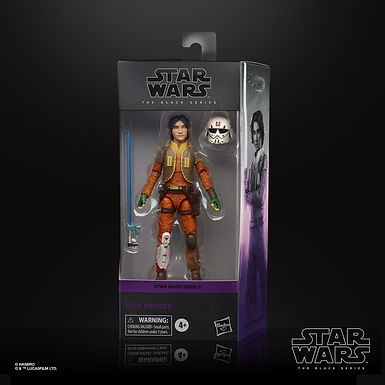 Star Wars Rebels Black Series Action Figure Ezra Bridger