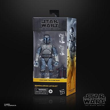 Star Wars Black Series Clone Wars Mandalorian Loyalist