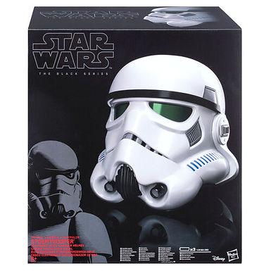 Star Wars Black Series Stormtrooper Electronic Helmet