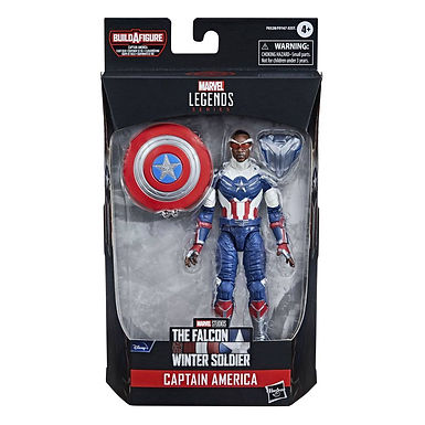 Marvel Legends Series Captain America (The Falcon and the Winter Soldier)