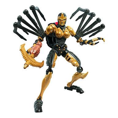 Transformers Generations War for Cybertron: Kingdom Deluxe 2021 Blackarachnia