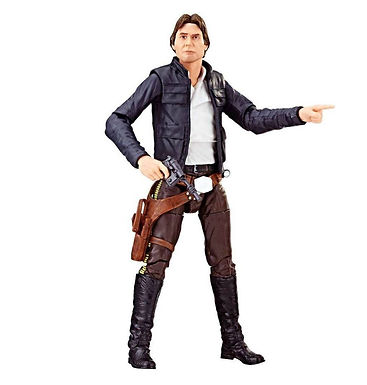 Star Wars Black Series Han Solo (Bespin)