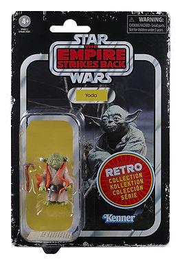 Star Wars Episode V Retro Collection Action Figure Yoda