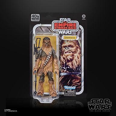 Star Wars Episode V Black Series 40th Anniversary Wave 3 Chewbacca