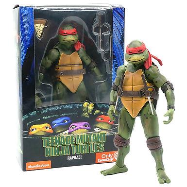 Teenage Mutant Ninja Turtles Raphael figure 18cm
