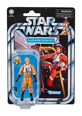 Star Wars Vintage Collection Action Figure Luke Skywalker (X-Wing Pilot)