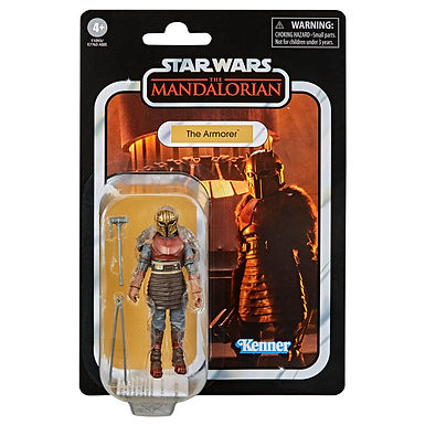 Star Wars The Vintage Collection The Armorer (The Mandalorian)