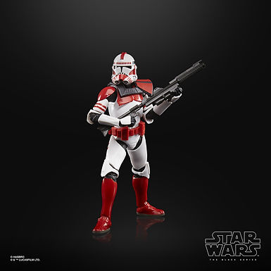 Star Wars Black Series Imperial Clone Shock Trooper