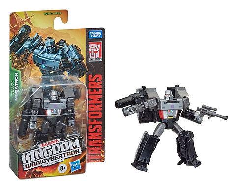 Transformers Generations War for Cybertron: Kingdom Core Class Megatron