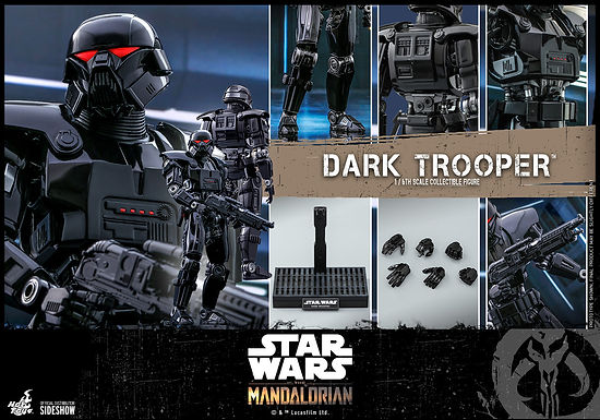 Hot Toys 1:6 Dark Trooper