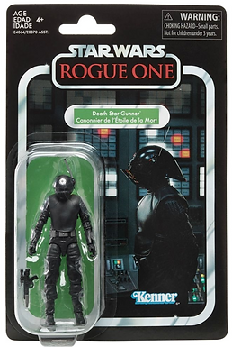 Star Wars Vintage Collection Action Figure Death Star Gunner