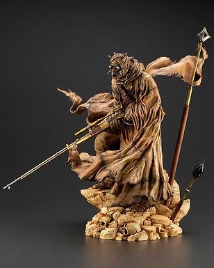 Star Wars ARTFX PVC Statue 1/7 Tusken Raider Barbaric Desert Tribe Artist Series
