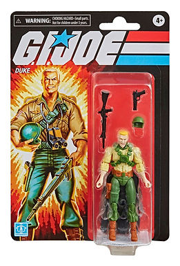 G.I. Joe Retro Collection Series Action Figure Duke