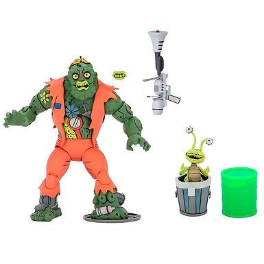 NECA TMNT '87 Ultimate Muckman Action Figure