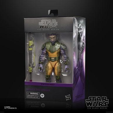 """Star Wars Rebels Black Series Deluxe Action Figure Garazeb """"Zeb"""" Orrelios"""