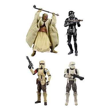 Black Series Archive Collection 2021 Wave 2