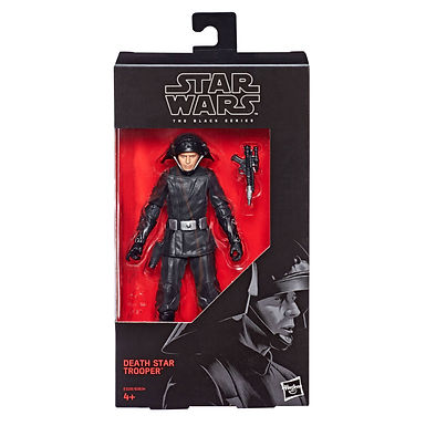 Star Wars Black Series Action Figure Death Star Trooper