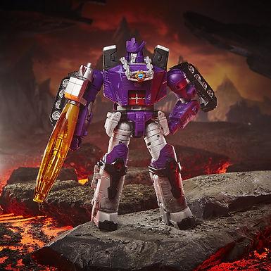 Transformers Generations War for Cybertron: Kingdom Leader Galvatron