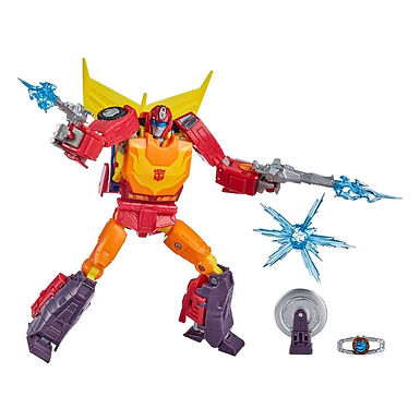 Transformers Studio Series Voyager Class 1986 Movie Wave 1 Hot Rod
