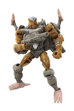 Transformers Generations War for Cybertron: Kingdom Core Class Rattrap