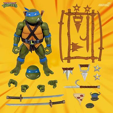 Teenage Mutant Ninja Turtles Ultimates Action Figure Leonardo 18 cm