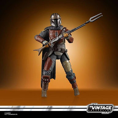 Star Wars Vintage Collection  Wave 25 The Mandalorian