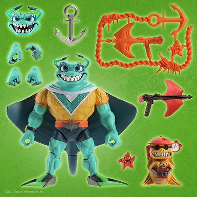 Teenage Mutant Ninja Turtles Ultimates Ray Fillet
