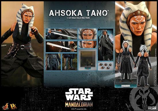 1:6 Ahsoka Tano – The Mandalorian