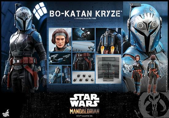 1:6 Bo-Katan Kryze – The Mandalorian