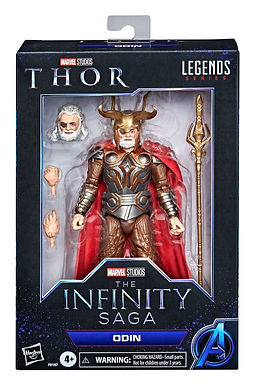 The Infinity Saga Marvel Legends Series Action Figure 2021 Odin (Thor)