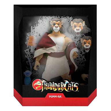 Thundercats Ultimates Action Figure Wave 4 Pumm-Ra 18 cm