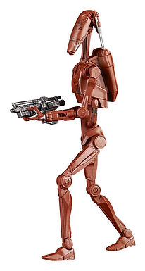 Star Wars Black Series Action Figure Wave 25 Battle Droid (Geonosis)