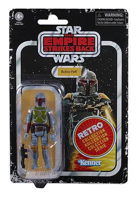Star Wars Episode V Retro Collection Action Figure Boba Fett
