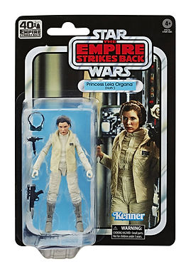 Star Wars Black Series Action Figure 40th AnniversaryPrincess Leia Organa (Hoth)