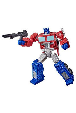 Transformers Generations War for Cybertron: Kingdom Core Class Optimus Prime