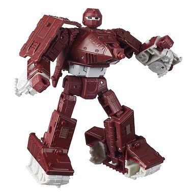 Transformers Generations War for Cybertron: Kingdom Deluxe 2021 Warpath