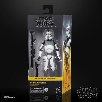 Star Wars Black Series Action Figure Wave 26 Kamino Clone Trooper