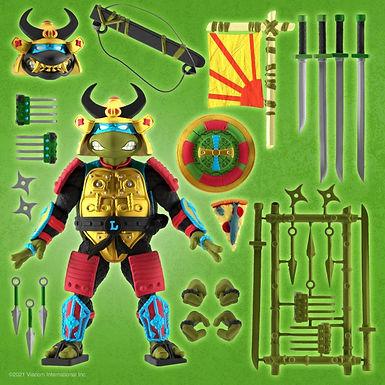 Teenage Mutant Ninja Turtles Ultimates Sewer Samurai Leonardo