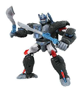 Transformers Generations War for Cybertron: Kingdom Voyager 2021 Optimus Primal