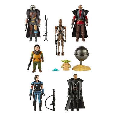 Star Wars The Mandalorian Retro Collection