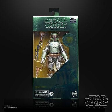 Star Wars Episode V Black Series Carbonized Action Figure 2020 Boba Fett 15 cm
