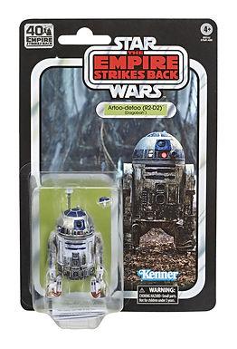 Star Wars Black Series Action Figure 40th Anniversary R2-D2 (Dagobah)